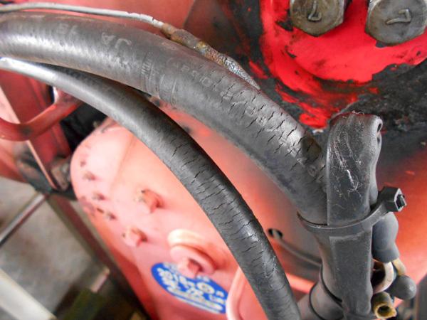 クレーン車の修理 :茨城県坂東市加藤自動車販売